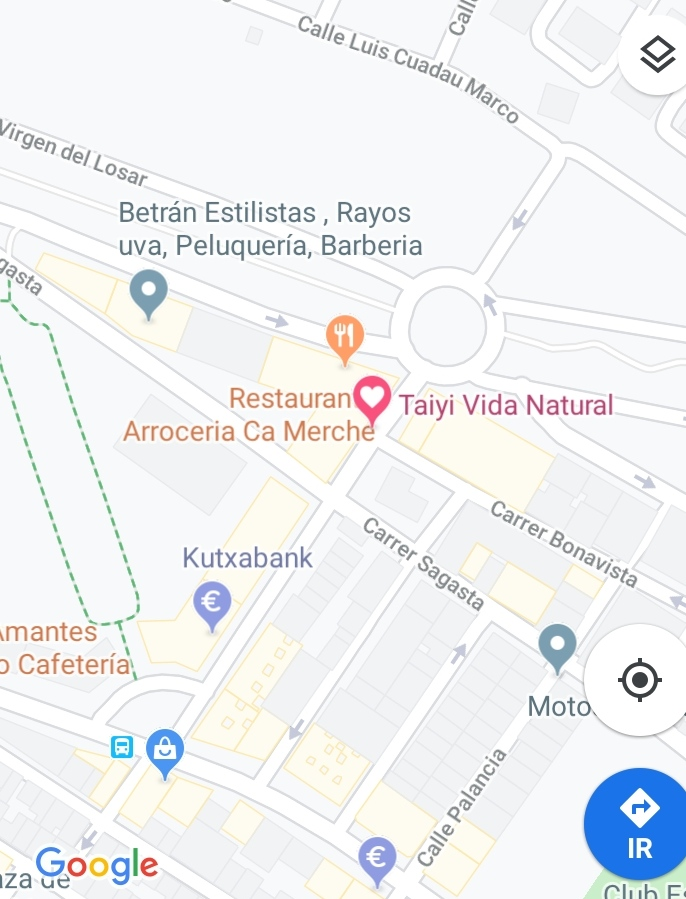 YOGA EN PUERTO SAGUNTO Y CANET TOMAS RIBES