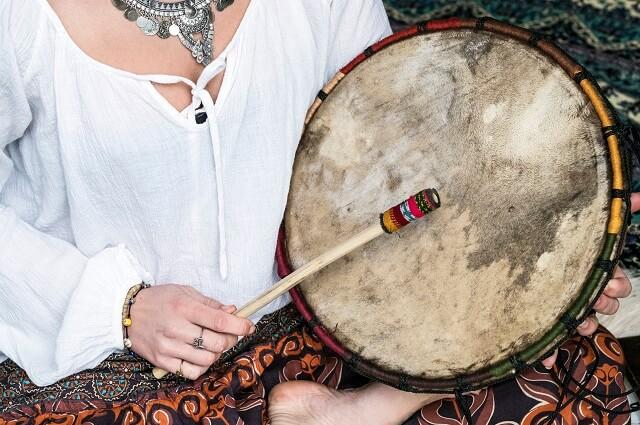 Viajes chamanicos tambor